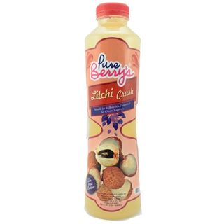 Picture of Pure Berrys Litchi Crush 750ml
