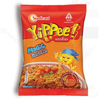 Picture of Sunfeast Yippee Noodles Magic Masala 140gm