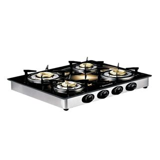 Picture of Butterfly Gas Stove Top-Garland 4 Burner Glass L3560F00000