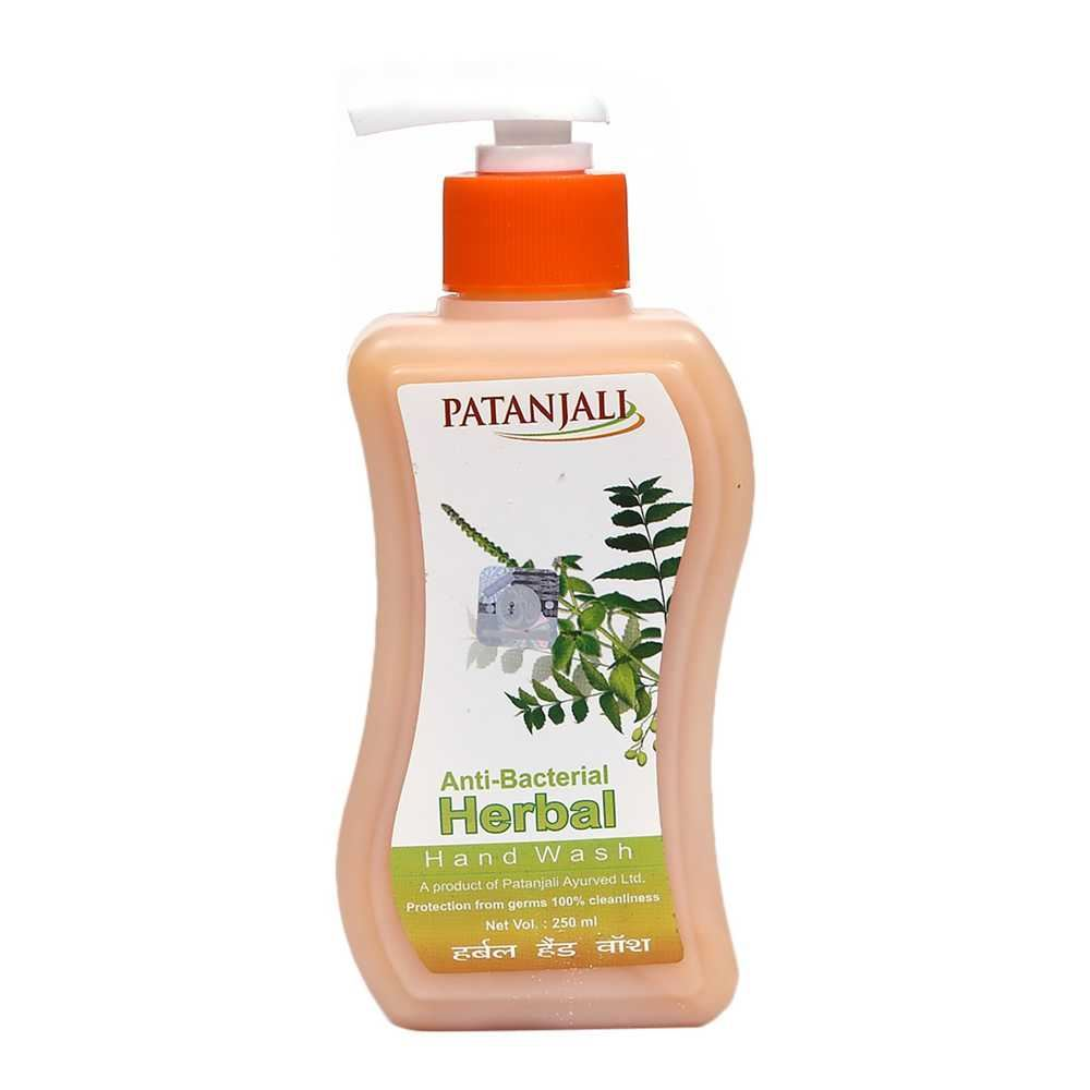 Picture of Patanjali Herbal Hand Wash 250ml