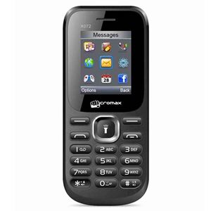 Picture of Micromax Mobile X072