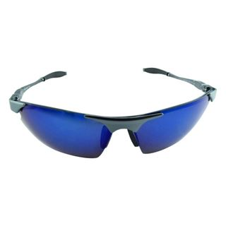 Picture of Polo House USA  Men's Sunglasses  Black Blue (AluSpoMer5Gunblue)