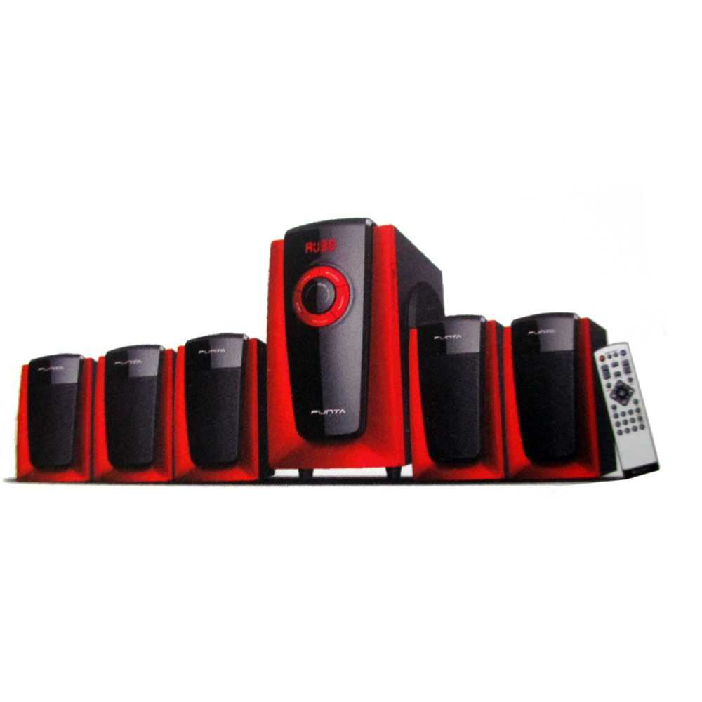 Picture of Punta Home Theater System HV SF9991BU