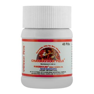 Picture of Dr. Vaidya's Charmavikar Relief from Skin Ailments 48 pills