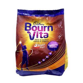 Picture of Bournvita 5 Star Magic Refill Powder 500gm