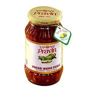 Picture of Pravin Sweet Mango Chutney 130gm