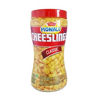 Picture of Parle Monaco Cheeselings 300gm