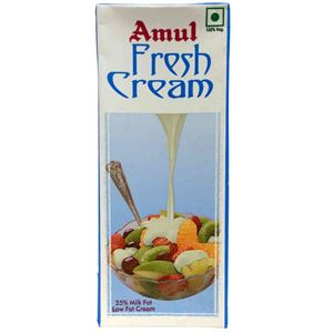 Picture of Amul Fresh Cream 1 Lit