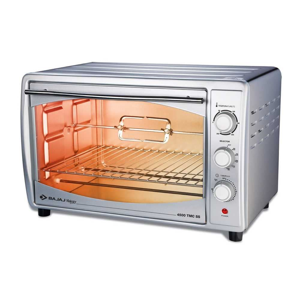 Picture of Bajaj 4500 TMCSS Oven Toaster Grinder