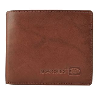Picture of Moochies Leather Men's Wallets (emzmocgw64anttan)