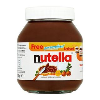 Picture of Ferrero Nutella Chocolate Hazelnut Spread 750gm