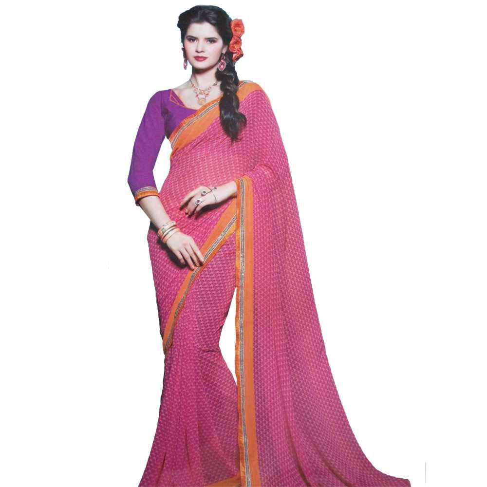 Picture of Kesari Nandan Saree D.No.5925