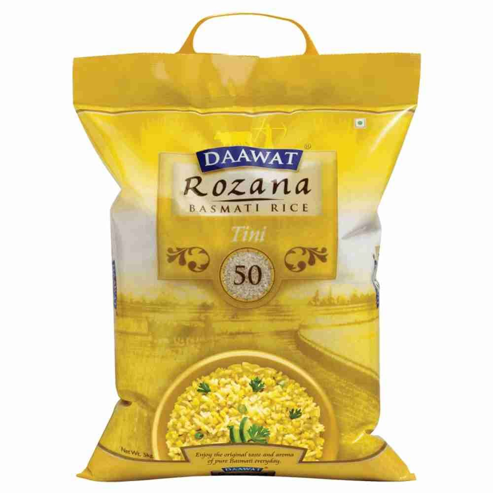 Picture of Daawat Rozana Basmati Rice Tini 50 10kg