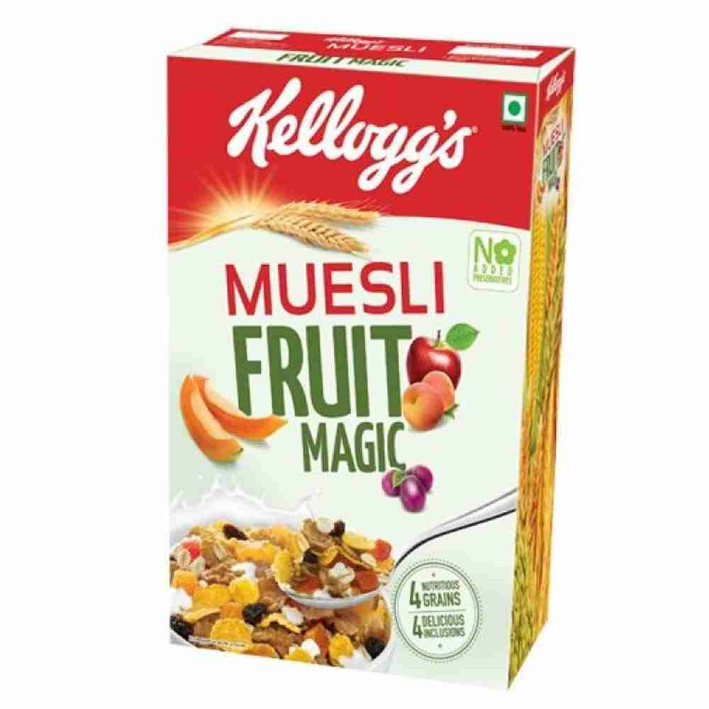 Picture of Kellogg's Muesli Fruit Magic 500gm