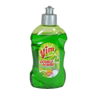 Picture of Vim Double Power Dishwash Gel Lime 250ml