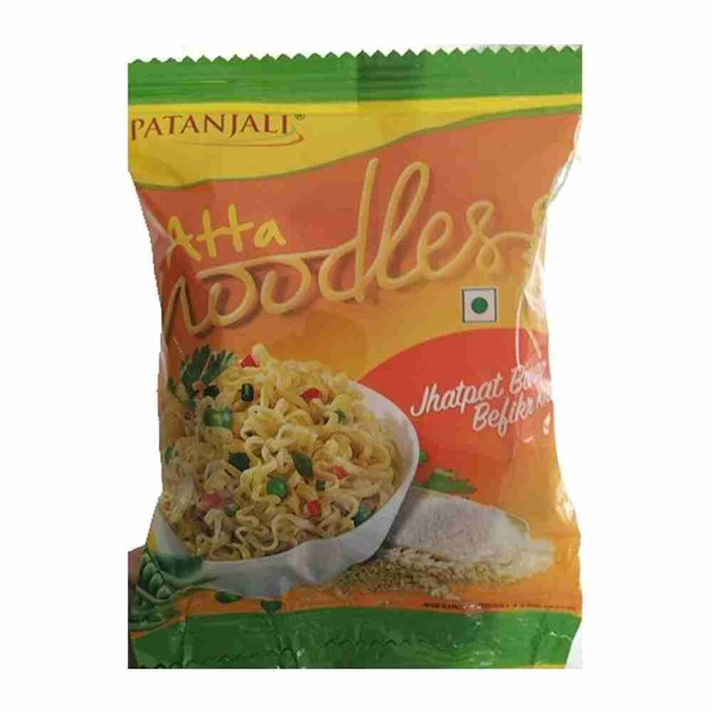 Picture of Patanjali atta Noodles 70gm
