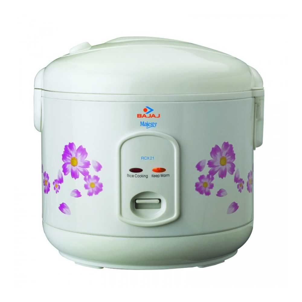 Picture of Bajaj Majesty New RCX 21 Deluxe Electric Rice Cooker
