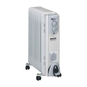Picture of Inalsa Oil Filled Radiator Dragon Fin Room Heater 9FF 2400 W