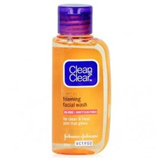 Picture of Clean & Clear Face Wash 20ml