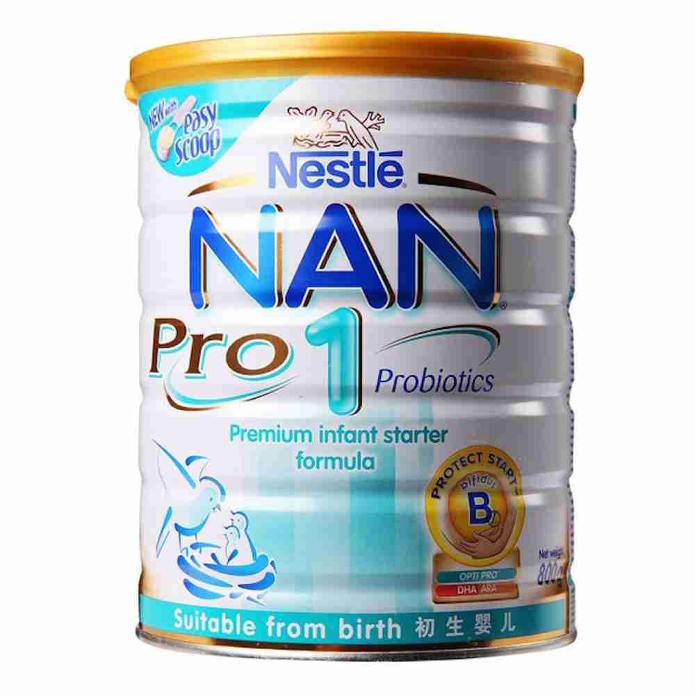Picture of Nestle Nan Pro 1 400gm