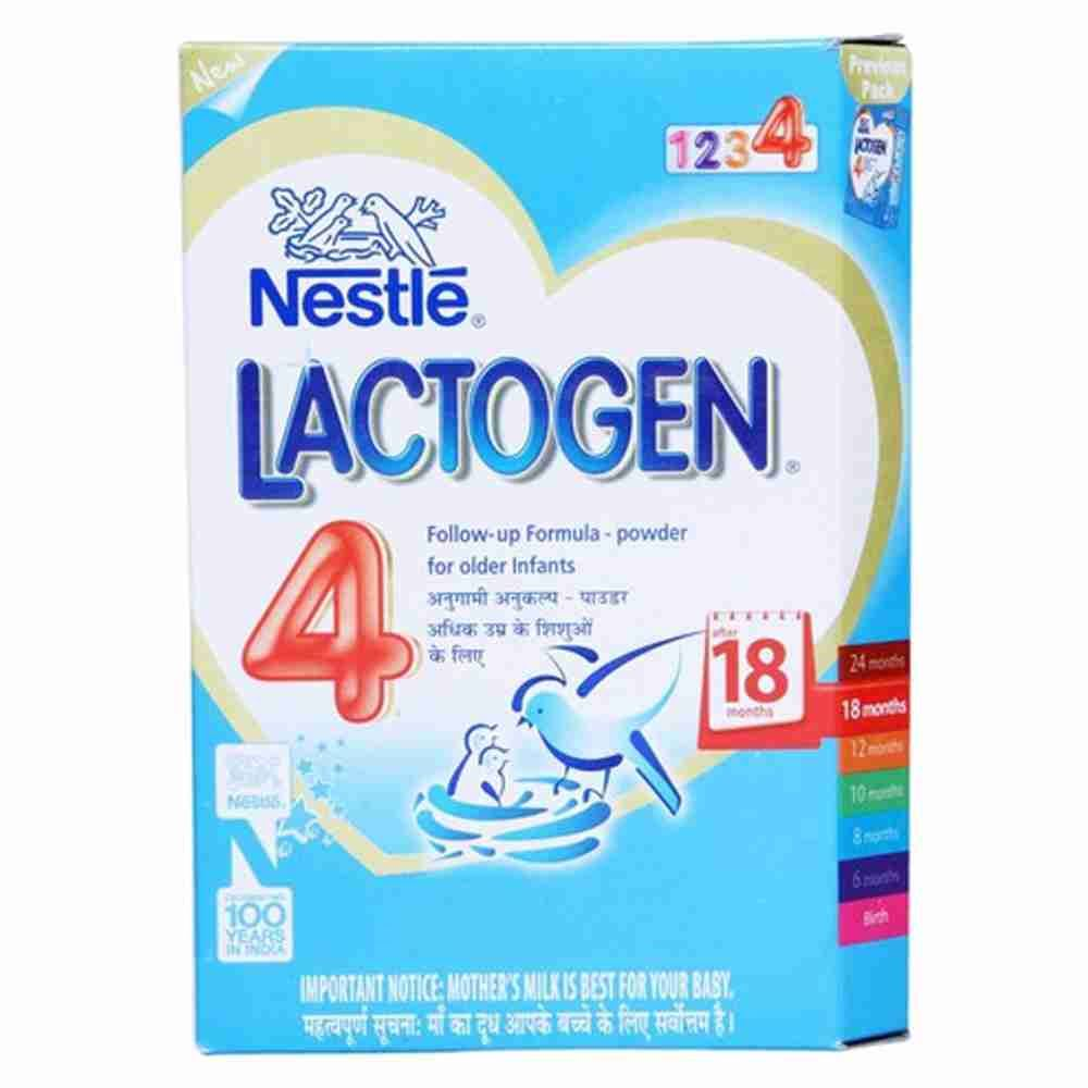 Picture of Nestle Lactogen 4 400gm