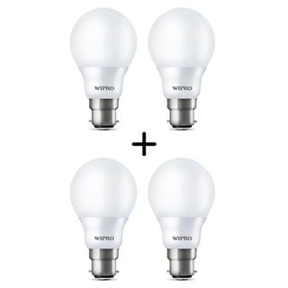 Picture of Combo Offer: 4 Wipro Led Bulb 7 Watt