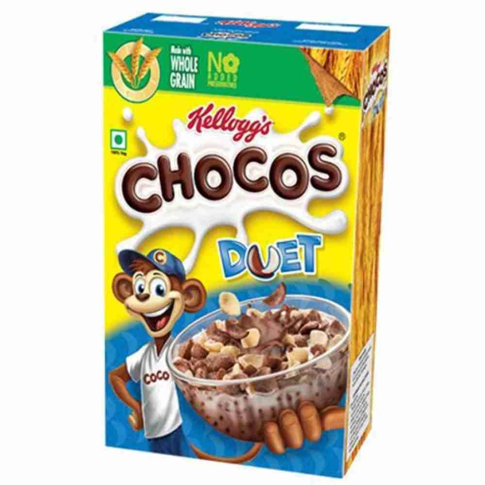 Picture of Kelloggs Chocos Duet 375gm