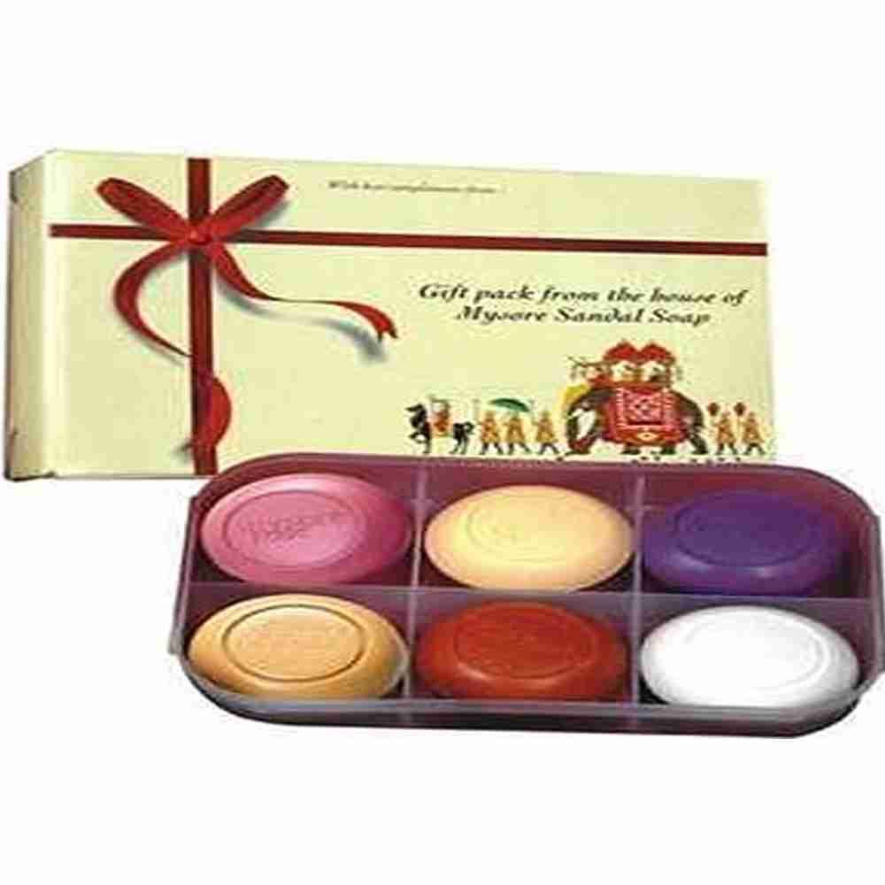 Picture of Mysore Mix Soap Set 3x150gm