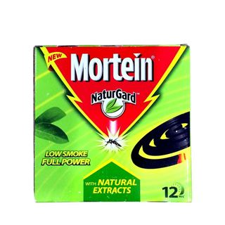 Picture of Mortein Naturgard Low Smoke Coil 10 Coils