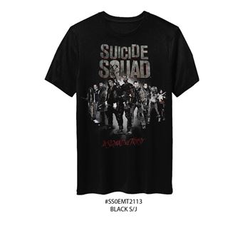 Picture of Suicide Squad T-Shirt SS0EMT2113