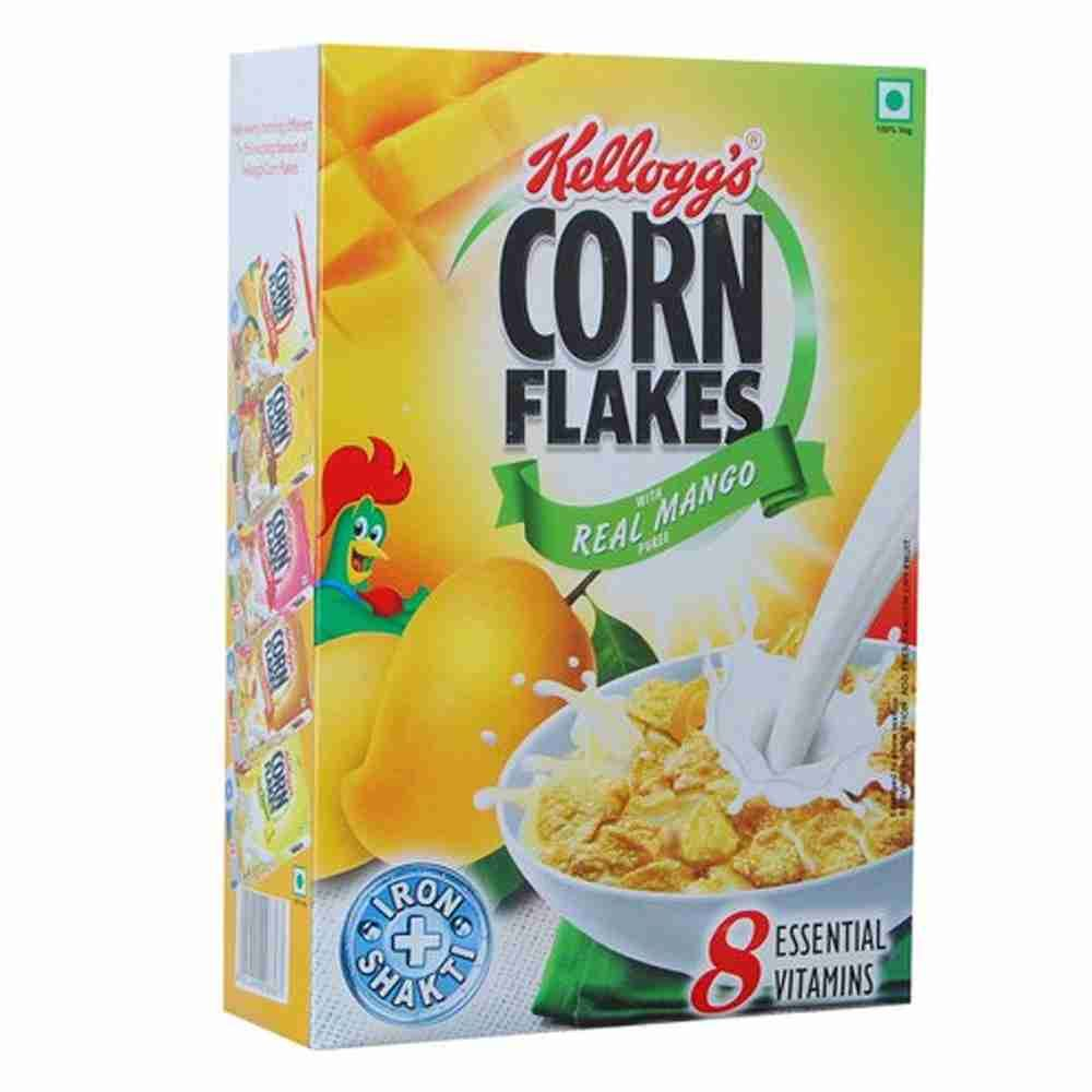Picture of Kellogg's Corn Flakes with Real Mango 300gm