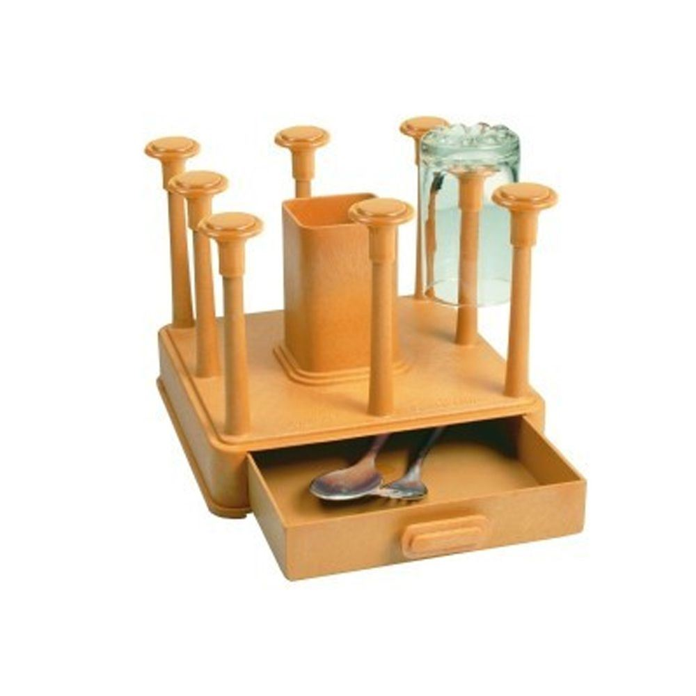 Picture of Anjali Party Time 8 Glasses & Cutlery Organiser