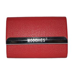 Picture of Moochies Leatherette Card Holder (emzmocch001red)