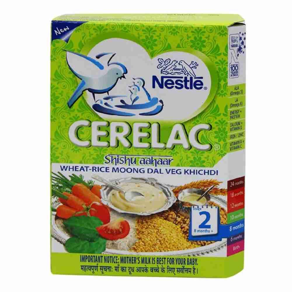 Picture of Nestle Cerelac Veg Khichadi 300gm