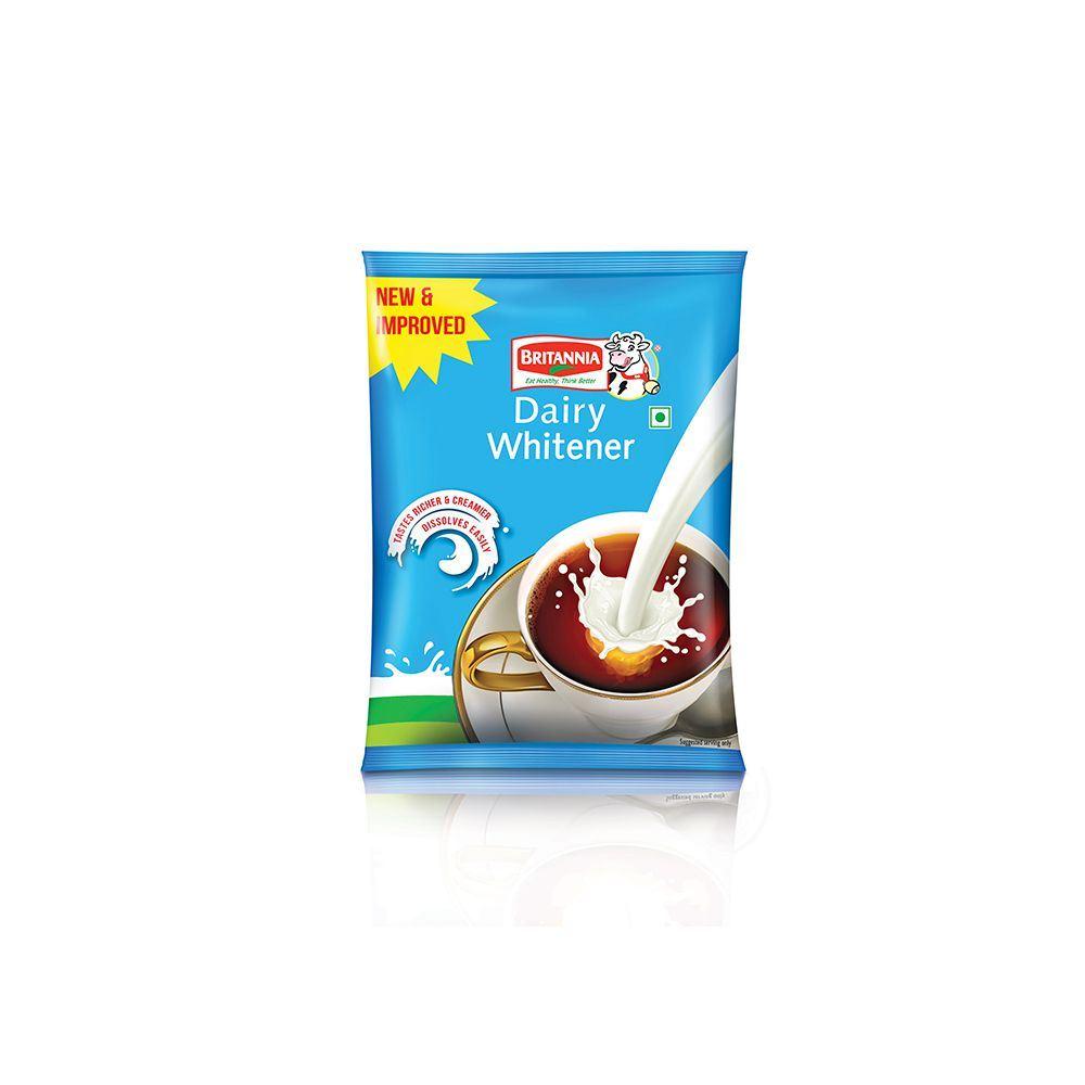 Picture of Britannia Dairy Whitener Milk Powder 10gm