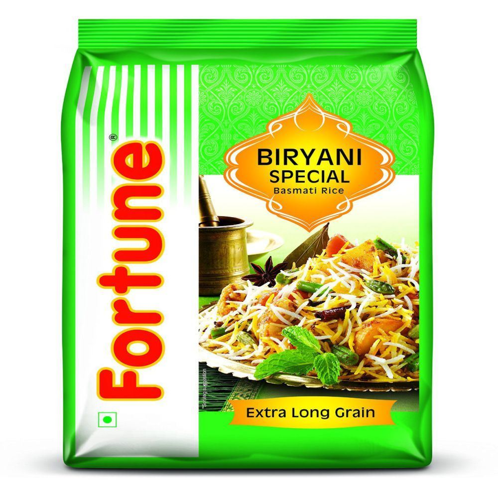 Picture of Fortune Basmati Rice 1 Kg (Long Grain)