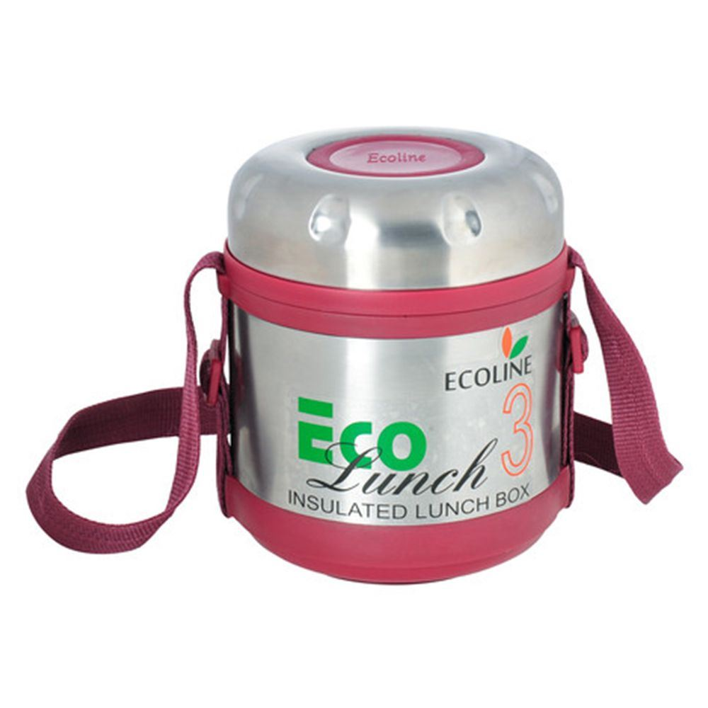 Picture of Ecoline Eco Lunch 3 Insulated Lunch Box