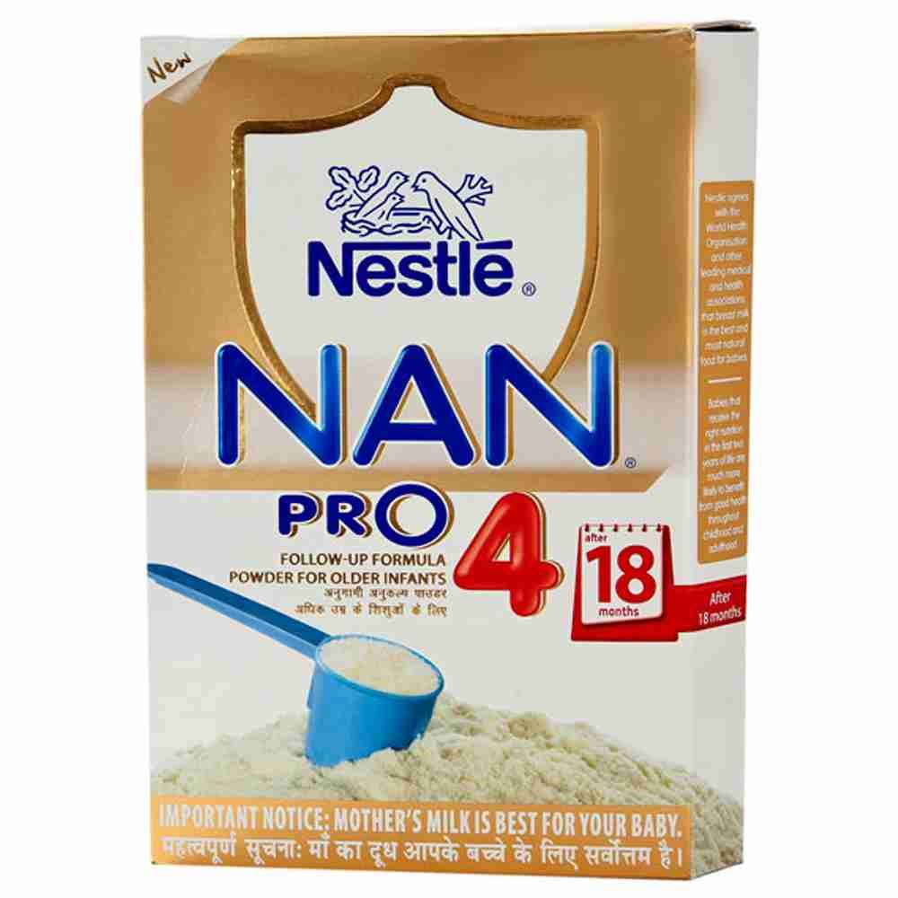Picture of Nestle Nan Pro 4 400gm