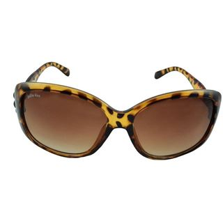 Picture of Polo House USA Women's Sunglasses  Light Brown(JuliandasW5009trbrown)