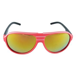 Picture of Polo House USA Kids Sunglasses Red (CrazyB904redmer)