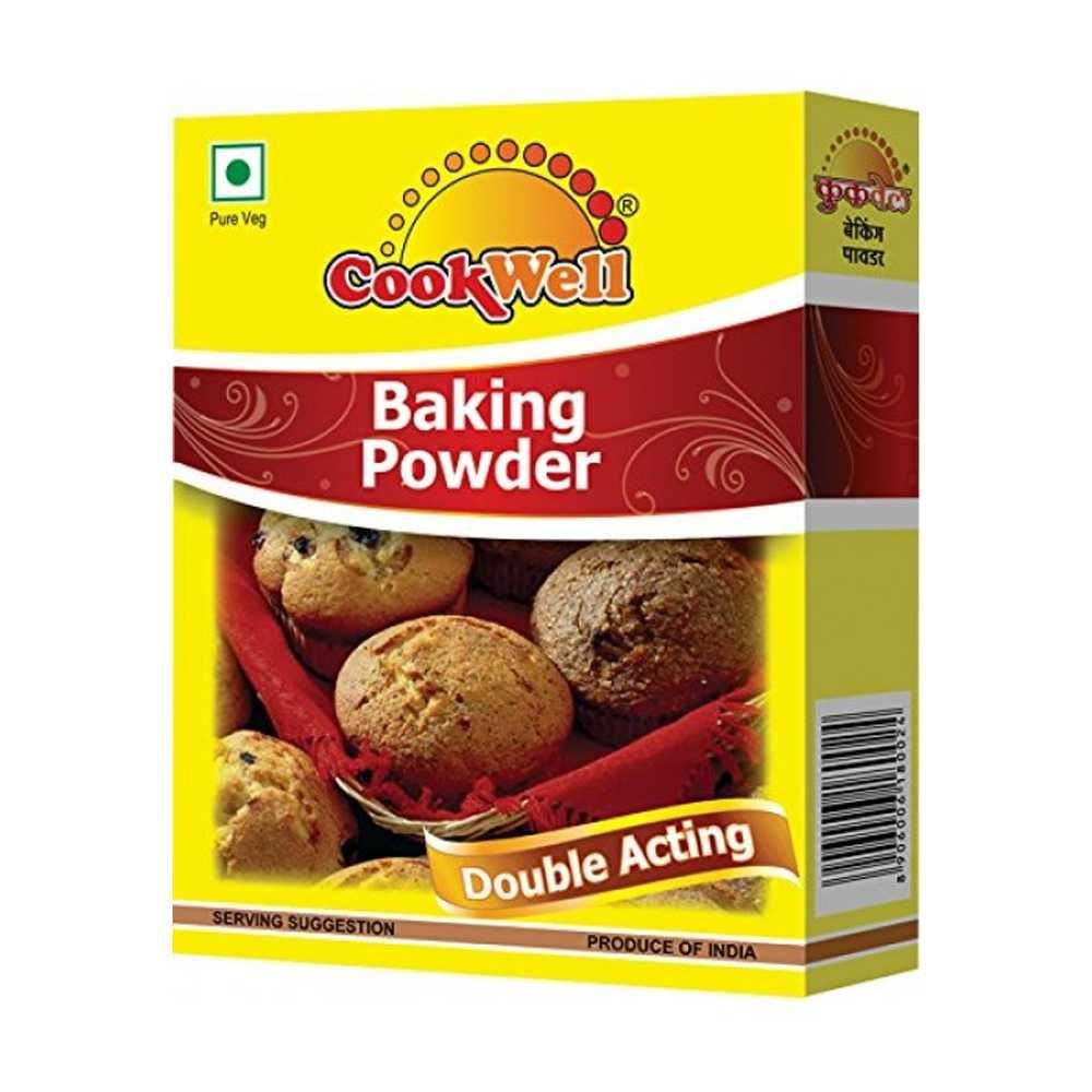 Picture of Cookwell Baking Powder 50gm