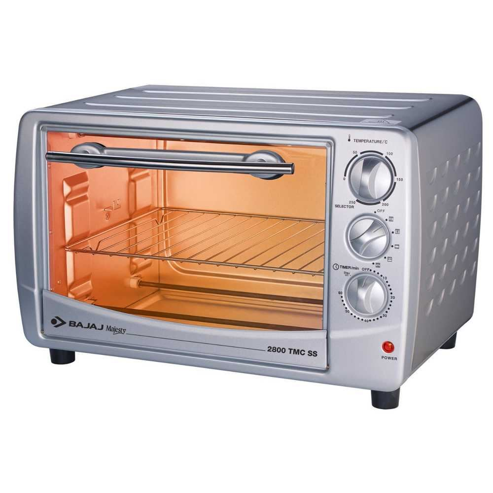 Picture of Bajaj 2800 TMCSS Oven Toaster Grinder