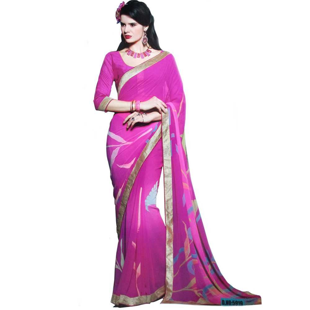 Picture of Kesari Nandan Saree D.No.5919