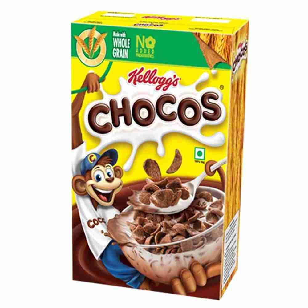 Picture of Kellogg's High Fibre Chocos 700gm