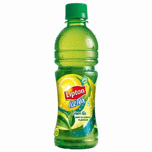 Picture of Lipton Ice Tea Green Tea 350ml