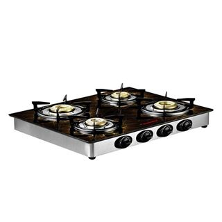 Picture of Butterfly Gas Stove Top-Flame 4 Burner Glass L3560G00000
