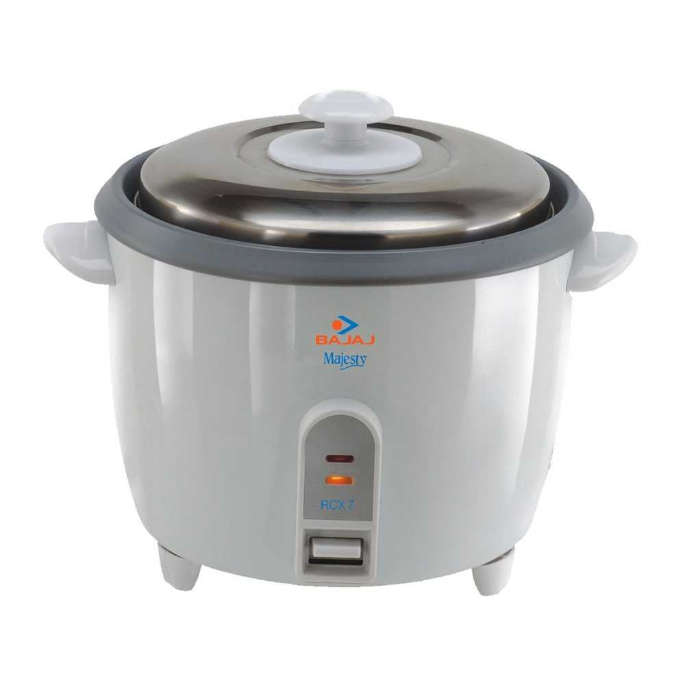 Picture of Bajaj Majesty New RCX 7 Electric Rice Cooker