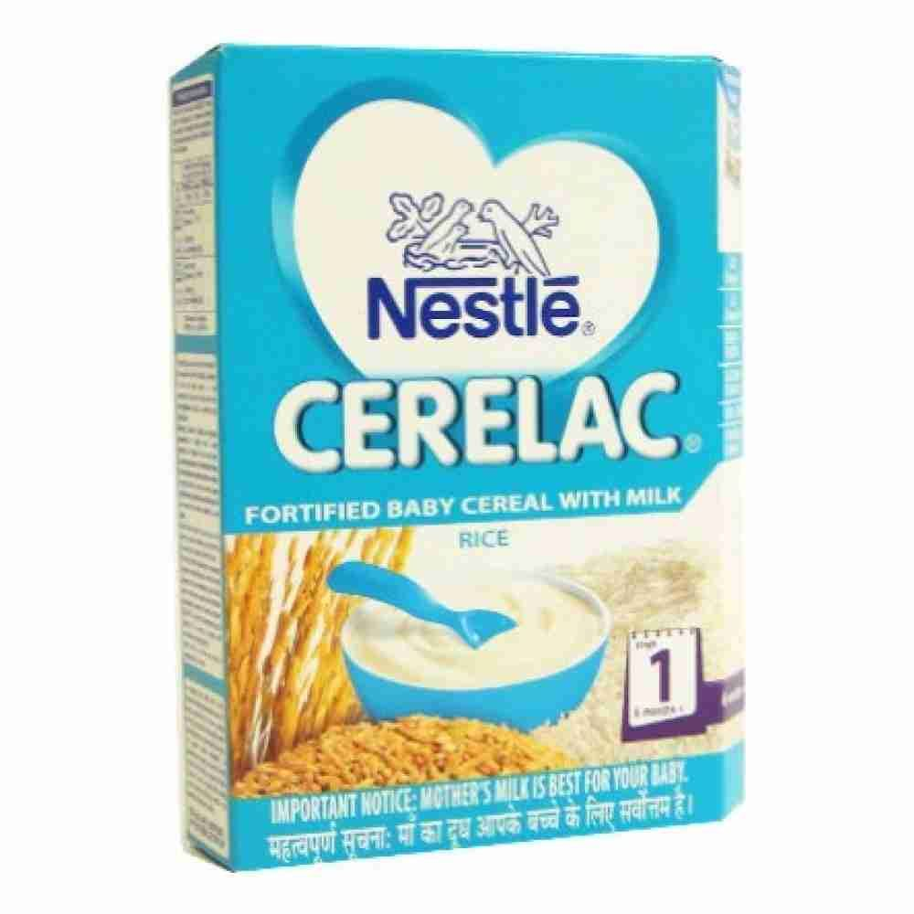 Picture of Nestle Cerelac Rice 300gm