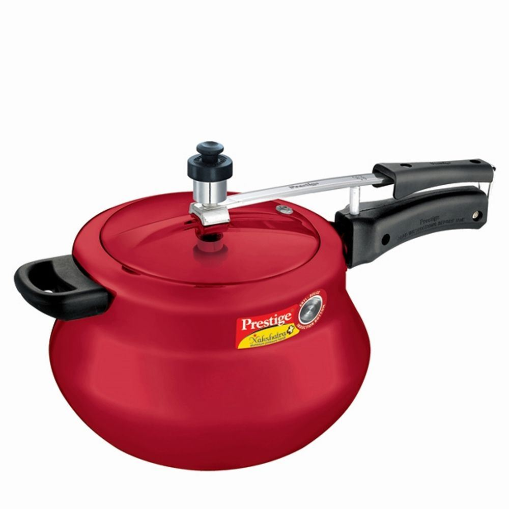 Picture of Prestige Nakshatra Plus Flame Red Handis 6.5Ltr