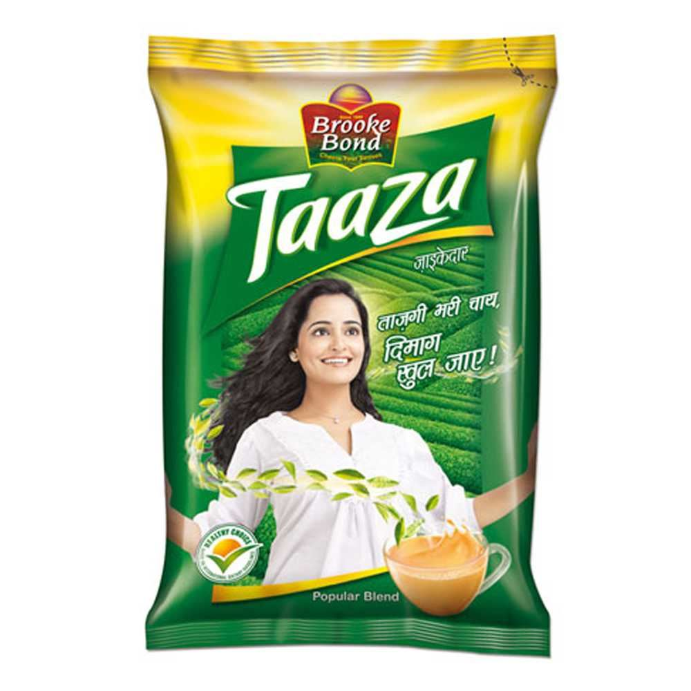 Picture of Brooke Bond Taaza Tea 250gm
